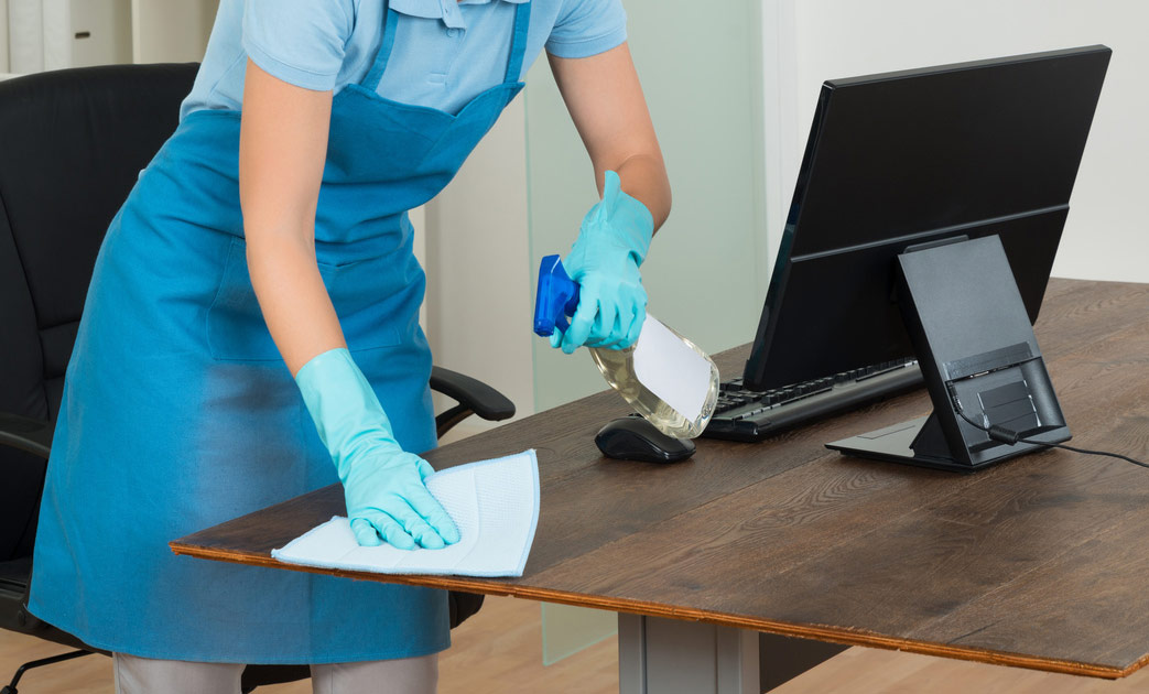 Nettoyage de bureaux sicomen
